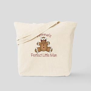 Nonna's Perfect Man Tote Bag