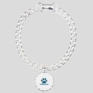 Standard Manchester Terr Charm Bracelet, One Charm
