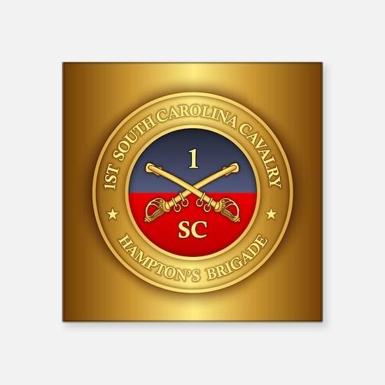 1st South Carolina Cavalry Sticker