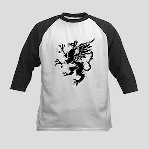 Griffin design silhouette Baseball Jersey