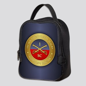 1st South Carolina Cavalry Neoprene Lunch Bag