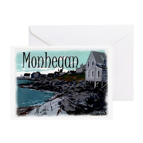 Monhegan Greeting Card