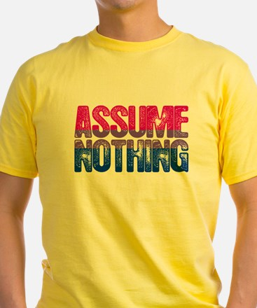 Bisexual Assume Nothing T