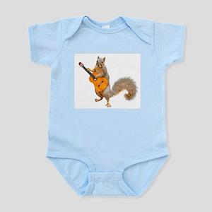 Squirrel Acoustic Guitar Body Suit