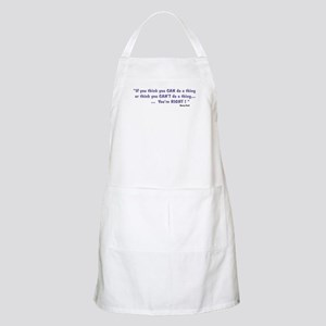 Henry Ford BBQ Apron