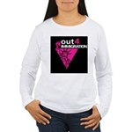 Out4Immigration Women's Long Sleeve T-Shirt