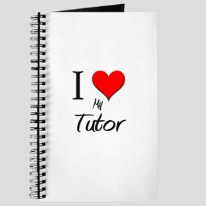 I Love My Tutor Journal