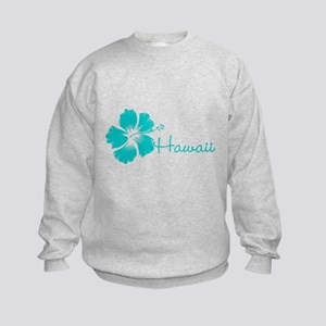 Blue Hawaii Sweatshirt