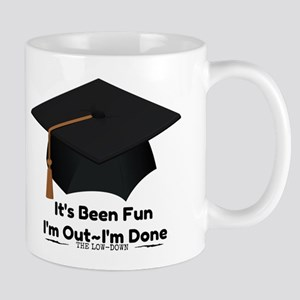 Graduate Done Mugs
