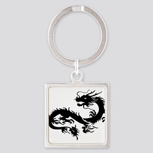Chinese dragon art Keychains