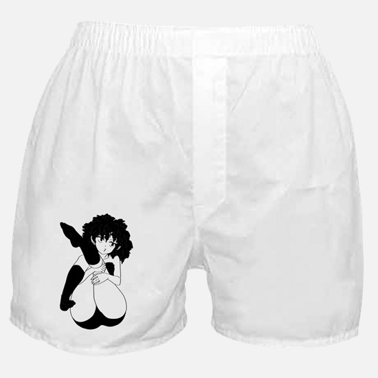 Cute Kawaii punk Boxer Shorts