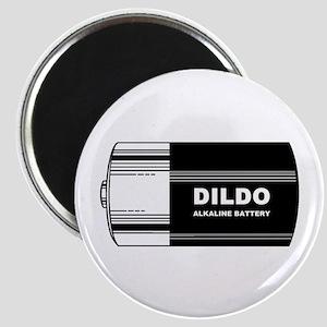 DILDO BATTERY - PARODY! Magnets