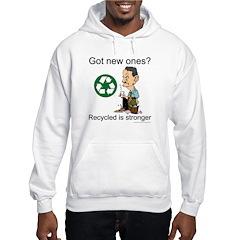 Recycled rocks! Hoodie
