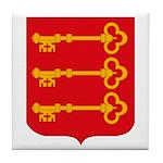 Avignon City Tile Coaster