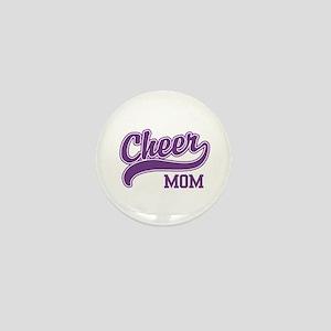 Cheer Mom Mini Button