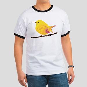 Yellow warbler bird T-Shirt