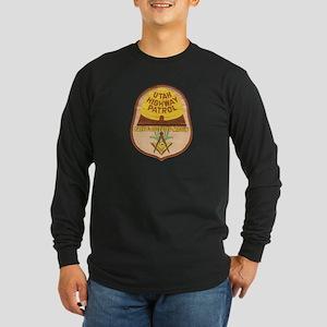 Utah Highway Patrol Mason Long Sleeve Dark T-Shirt