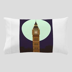 Big Ben Pillow Case