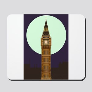 Big Ben Mousepad