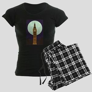 Big Ben Women's Dark Pajamas