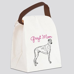 Greyt Mom Canvas Lunch Bag