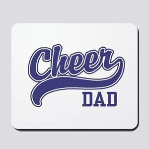 Cheer Dad Mousepad