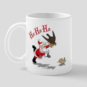 Hunting Santa Mug