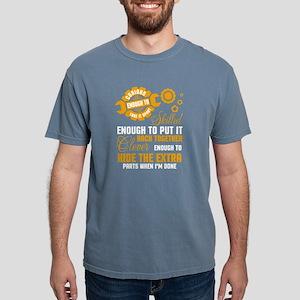 I Love Being A Mechanic T Shirt T-Shirt
