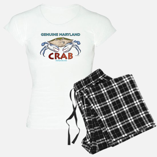 genuinemarylandcrab300 Pajamas