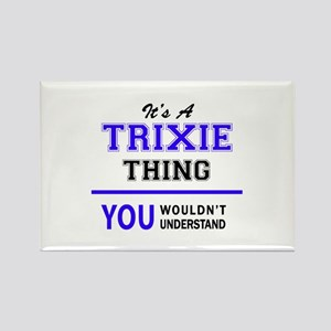 It's TRIXIE thing, you wouldn't understand Magnets