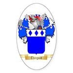 Thirgood Sticker (Oval 10 pk)