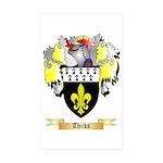 Thicks Sticker (Rectangle 50 pk)