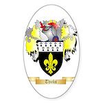 Thicks Sticker (Oval 50 pk)