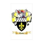 Thicke Sticker (Rectangle 10 pk)