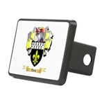 Thick Rectangular Hitch Cover