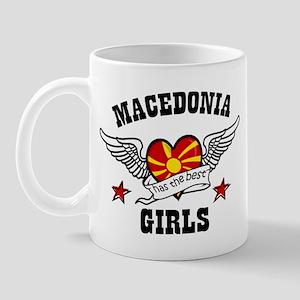 Macedonia has the best girls Mug