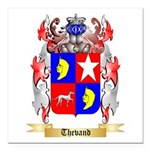 Thevand Square Car Magnet 3