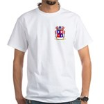 Theuveny White T-Shirt
