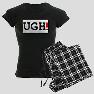 UGH! Women's Dark Pajamas