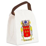 Theodore Canvas Lunch Bag