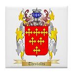 Theobalds Tile Coaster