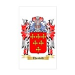 Theobald Sticker (Rectangle)