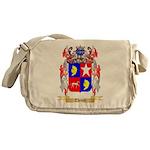 Thenet Messenger Bag