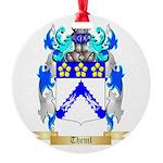 Theml Round Ornament