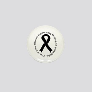 Black Hope Mini Button