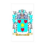 Thalman Sticker (Rectangle 10 pk)