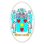 Thalman Sticker (Oval 50 pk)
