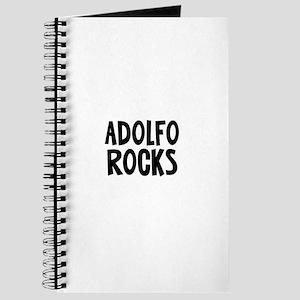 Adolfo Rocks Journal