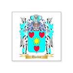 Thaller Square Sticker 3