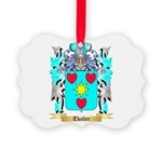 Thaller Picture Ornament